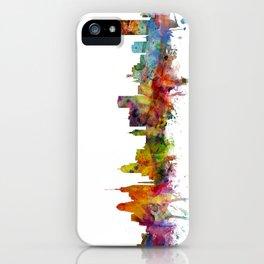 Buffalo New York Skyline iPhone Case