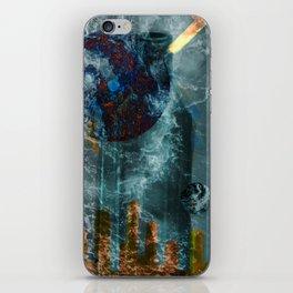 Gravity Glass iPhone Skin