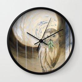 Owlthulhu Wall Clock