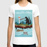 toddler T-shirts featuring YYCFlood by KeliGirl