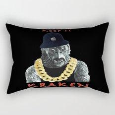 KEEP IT KRAKEN Rectangular Pillow