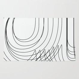 Helvetica Condensed 002 Rug