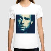 allison argent T-shirts featuring Chris Argent by Finduilas