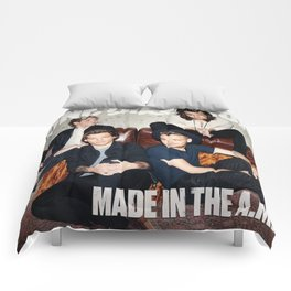 Made in the A.M Comforters