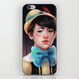 Are You My Conscience? iPhone Skin