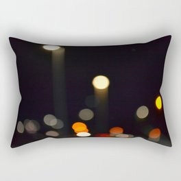 Blur (5) Rectangular Pillow