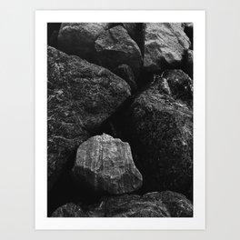 Rock Tower Art Print