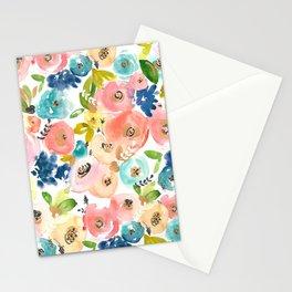 Floral POP #1 Stationery Cards