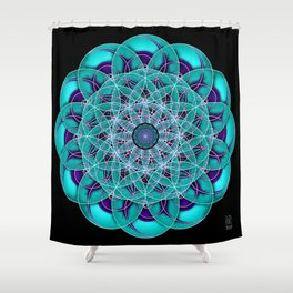 Finding Higgs Boson Shower Curtain