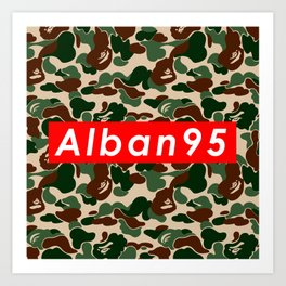 Alban95 Art Print