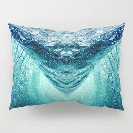 ocean vortex Pillow Sham