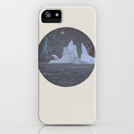 The Lonely Polarcorn iPhone Case