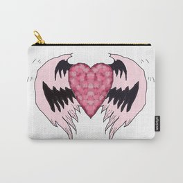 Heart of An Angel Carry-All Pouch