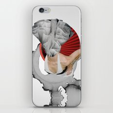 Give me that necklace or I'll kill you bitch! iPhone & iPod Skin