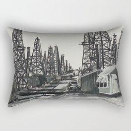 Boom Town Rectangular Pillow