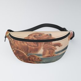 Bath Time Fanny Pack