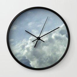 Corner of the Sky Wall Clock