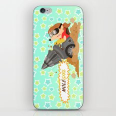 Molegirl iPhone & iPod Skin