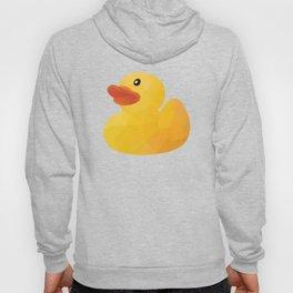 Rubber Duck polygon art Hoody