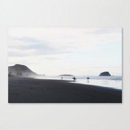 Mount Maunganui 2 Canvas Print