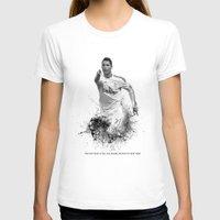 ronaldo T-shirts featuring Ronaldo  by Sjors van den Hout