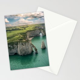 Elephant cliffs Stationery Cards