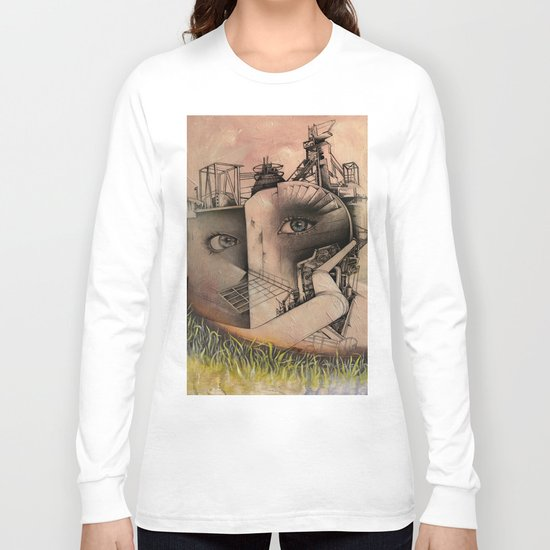 industry Long Sleeve T-shirt