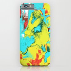 Abstract Sea Creatures Slim Case iPhone 6s