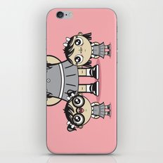 Some Girls Are Bigger Than Others iPhone & iPod Skin