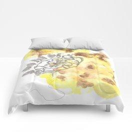Scandi Micron Art Design | 170412 Telomere Healing 28 Comforters