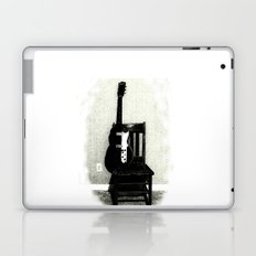 This Chair and Guitar Weren't Always So Lonely Laptop & iPad Skin