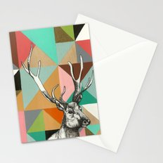 House of blocks Stationery Cards