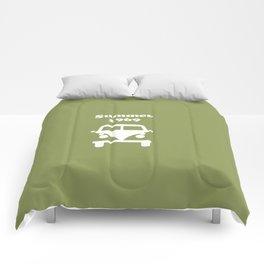 Summer 1969 - Green Comforters