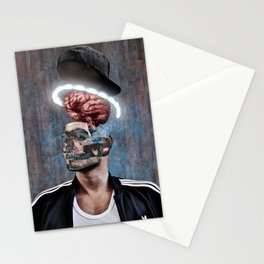 Open your mind Stationery Cards