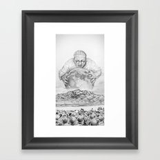 In which astronomy will have to be revised Framed Art Print