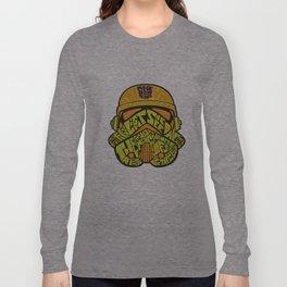 Neon Trooper. Long Sleeve T-shirt