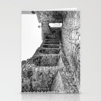 spain Stationery Cards featuring Castellar, Spain by Simon Ede Photography