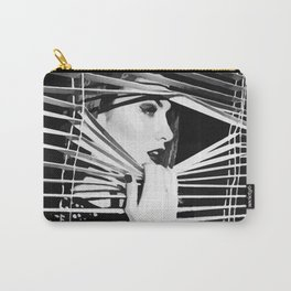 Window Girl Carry-All Pouch