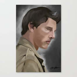 Nick Morton Canvas Print