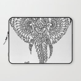 The Elephant Mask Laptop Sleeve
