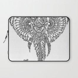 The Elephant Mask Laptop Sleeve