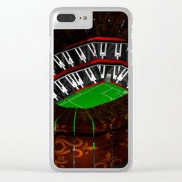 The Māori Clear iPhone Case