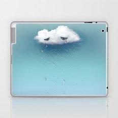 crying cloud Laptop & iPad Skin