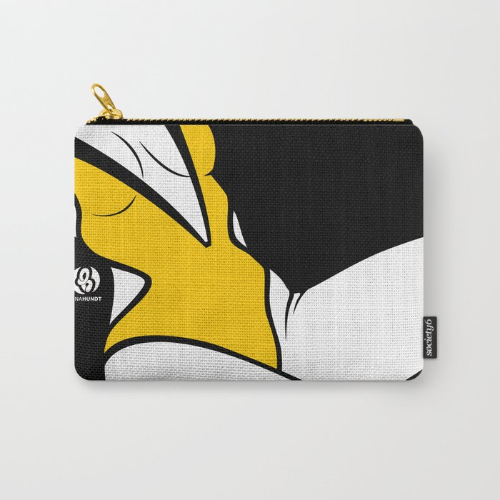 Steamy Torso Carry-All Pouch