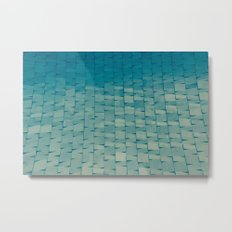 Stylish texture Metal Print