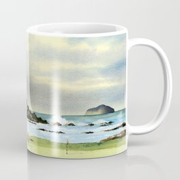 Turnberry Golf Course 10th Green Coffee Mug