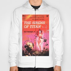 Vonnegut -  The Sirens of Titan Hoody