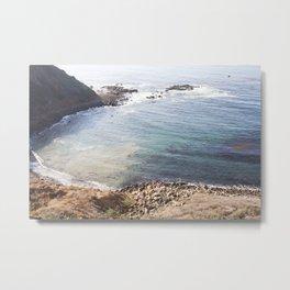 California the Beautiful Metal Print