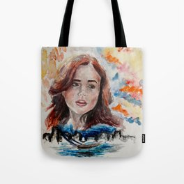 Clary Fray Tote Bag