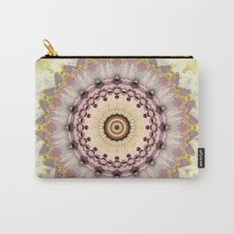 Summer Yellow and dusk Mandala Carry-All Pouch